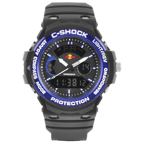 Годинники наручні C-SHOCK G-1000 Black-Blue