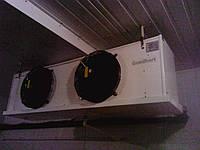 Холодильная камера хранения охлажденки