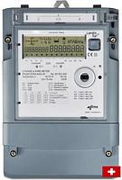 Электросчетчик трехфазный многотарифный  LANDIS & GYR ZMD410CТ44.0457 (E650) 58-477В 5(10)А (Швейцария)