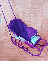 Конверт в санки-коляску, фото 1