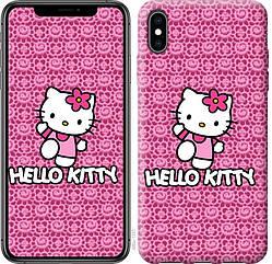 "Чехол для телефона ""Hello kitty. Pink lace"" (Модели внутри)"