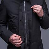 Чоловіча зимова куртка, синього кольору., фото 9