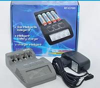 Интеллектуальное зарядное устройство Opus BT-C700 НОВОЕ