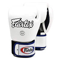 Боксерские перчатки Fairtex BGV1 White