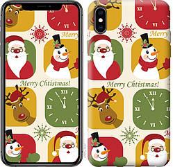 """Чехол для телефона """"merry christmas"""" (Модели внутри)"""