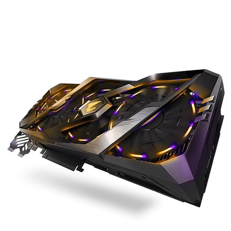 Видеокарта Gigabyte GeForce RTX2080 8GB GDDR6 AORUS XTREME