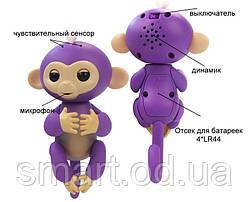 Интерактивная ручная обезьянка Happy Monkey реплика