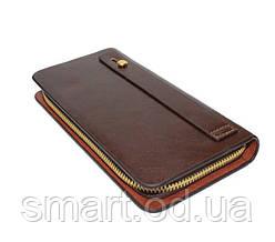 Мужской клатч Devis / мужской кошелек Девис / портмоне Devis / мужская сумка