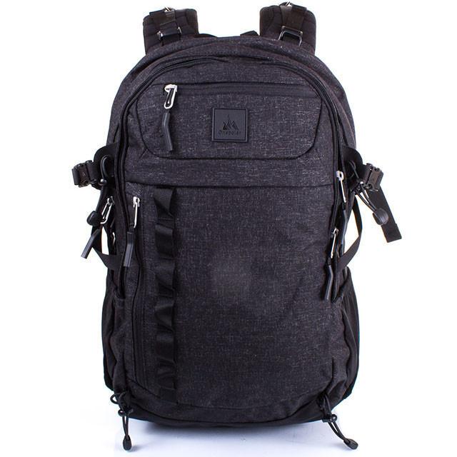 Городской рюкзак Onepolar 2190 / мужской рюкзак для ноутбука / ванполар / оригинал Черный, onepolar