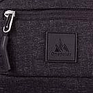 Городской рюкзак Onepolar 2190 / мужской рюкзак для ноутбука / ванполар / оригинал Черный, onepolar, фото 7