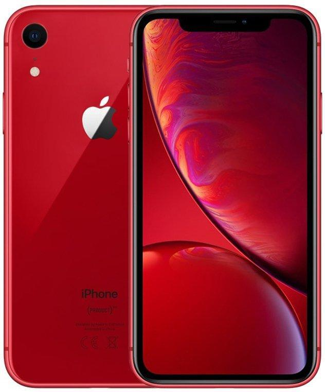 IPhone Xr 128Gb (PRODUCT)RED LL/A, фото 1