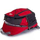 Городской рюкзак Onepolar 1391 / мужской рюкзак для ноутбука / ванполар / оригинал Красный, onepolar, фото 3