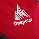 Городской рюкзак Onepolar 1391 / мужской рюкзак для ноутбука / ванполар / оригинал Красный, onepolar, фото 4