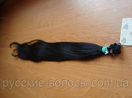Волосы славянские на капсулах