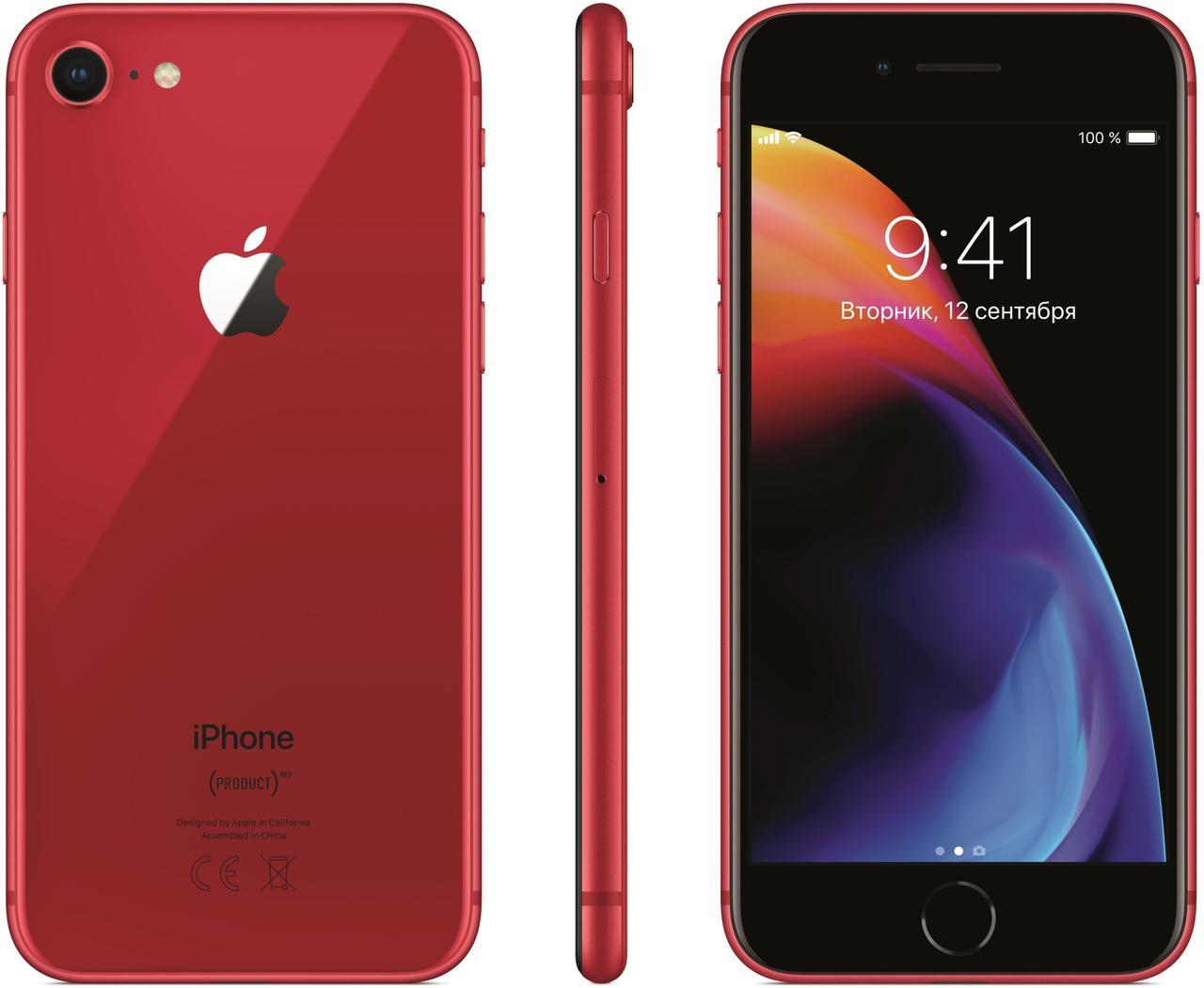 IPhone Xr 64Gb (PRODUCT) RED HK