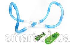 Светящиеся трубопроводные гонки CHARIOTS SPEED PIPES / трубопроводный автотрек / гоночный трек