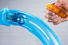 Светящиеся трубопроводные гонки CHARIOTS SPEED PIPES / трубопроводный автотрек / гоночный трек, фото 6