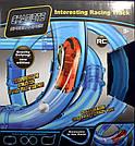 Светящиеся трубопроводные гонки CHARIOTS SPEED PIPES / трубопроводный автотрек / гоночный трек, фото 8