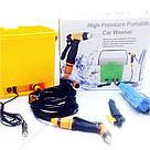 Портативная автомобильная мойка душ от прикуривателя High Pressure Portable Car Washer / автомойка /мойка авто, фото 5