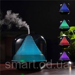 "Арома увлажнитель ""Бочонок"" Модель GX11K / диффузор / аромалампа / увлажнитель воздуха увлажнитель воздуха для детей, Светлое дерево"