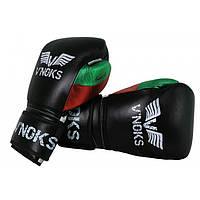 Боксерские перчатки V'Noks Mex Pro Training 8 ун., фото 1