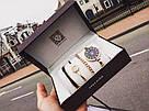 Часы в подарочной упаковке watch set ANNE KLEIN  Gold black / женские часы в стиле ANNE KLEIN, фото 3