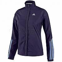 Ветровка спортивная, женская Adidas Womens Sport Response Wind Running Jacket P93131 адидас 34