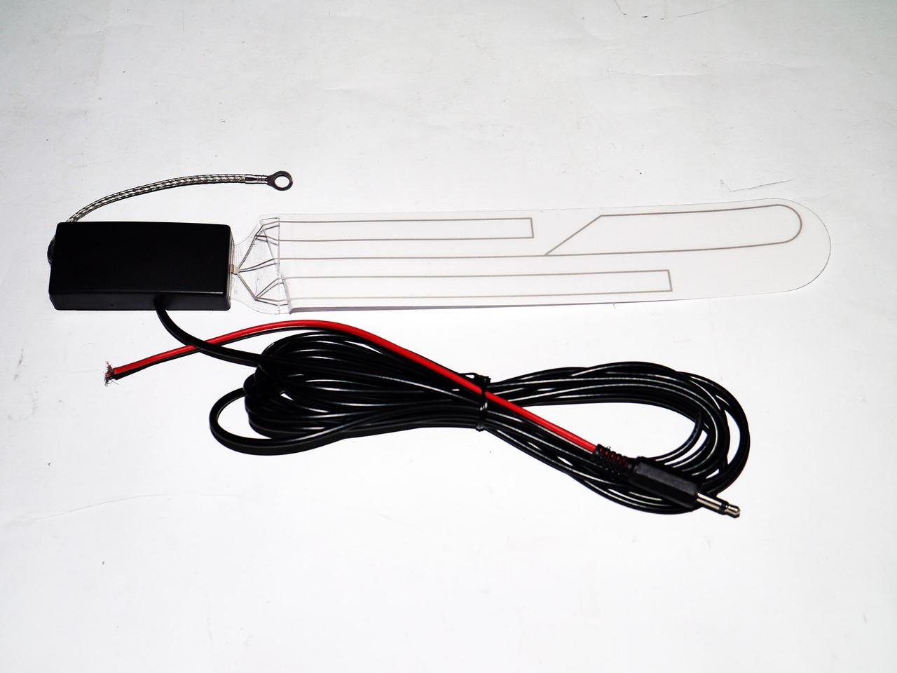TV + FM Активна автомобільна антена