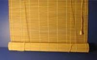 Ремонт бамбуковых ролет