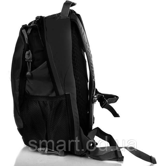 Городской рюкзак Onepolar 1391 / мужской рюкзак для ноутбука / ванполар / оригинал Черный, сумка рюкзак