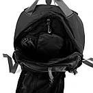 Городской рюкзак Onepolar 1391 / мужской рюкзак для ноутбука / ванполар / оригинал Черный, сумка рюкзак, фото 4