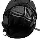 Городской рюкзак Onepolar 1391 / мужской рюкзак для ноутбука / ванполар / оригинал Черный, сумка рюкзак, фото 5