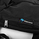 Городской рюкзак Onepolar 1391 / мужской рюкзак для ноутбука / ванполар / оригинал Черный, сумка рюкзак, фото 7