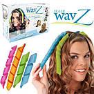 Самозавивающие бигуди Hair WavZ / волшебные бигуди / гибкие бигуди / спиральные бигуди / Хейр Вейвз, фото 4