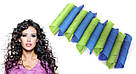 Самозавивающие бигуди Hair WavZ / волшебные бигуди / гибкие бигуди / спиральные бигуди / Хейр Вейвз, фото 6