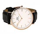 Часы наручные Daniel Wellington / женские часы / кварцевые часы / ручные часы в стиле DW, фото 6