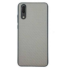 Чохол накладка Primo Case Lux для Huawei P20 - Light Grey