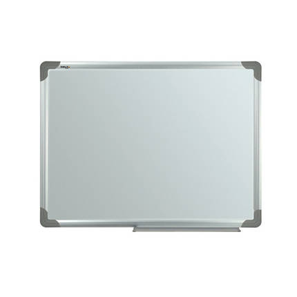 Доска сухостираемая магнитная Delta D9612, 60х90 см, алюминиевая рамка, фото 2