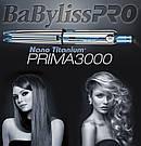 Профессиональный утюжок для волос BaByliss PRO Optima / автоматическая плойка / утюжок для локонов Бейбилис, фото 8