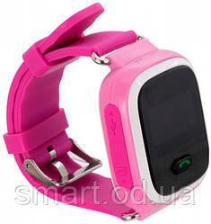 Детские смарт-часы Q60 с GPS трекером / Smart Watch / детские умные часы / Smart Baby Watch / Оригинал