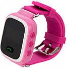 Детские смарт-часы Q60 с GPS трекером / Smart Watch / детские умные часы / Smart Baby Watch / Оригинал, фото 2
