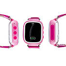 Детские смарт-часы Q60 с GPS трекером / Smart Watch / детские умные часы / Smart Baby Watch / Оригинал, фото 4