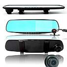 Зеркало с видеорегистратором vehicle blackbox DVR Full HD, фото 5
