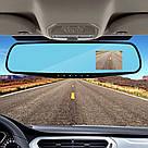 Зеркало с видеорегистратором vehicle blackbox DVR Full HD, фото 6