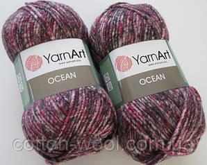 Ocean  (20% - шерсть  80% - акрил) 110