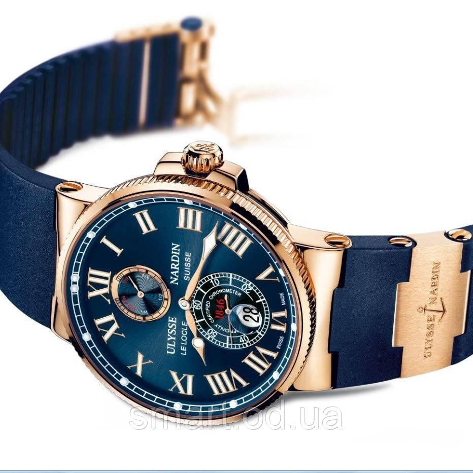 Часы в стиле Ulysse Nardin Marine / мужские часы / наручные часы / кварцевые часы