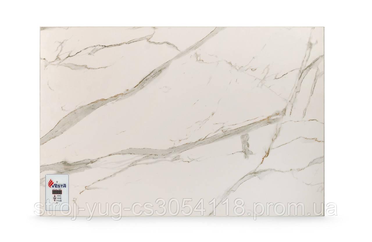 Обогреватель керамический инфракрасный панельный Vesta Energy PRO 700 белый