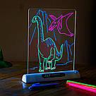 Магическая 3D доска для рисования / magic drawing board 3d, фото 4