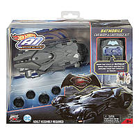 Хот Вилс Бэтмобиль к Интеллектуальному Гоночному Треку Hot Wheels AI Racing Batmobile Car Body & Cartridge Kit