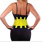 Пояс для похудения Hot Shapers Extreme Belt / Хот Шейперс экстрим белт / Пояс для похудения живота и талии, фото 4